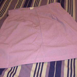 SHEIN Skirts - Purple skirt